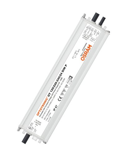 Osram OT 120/220-240/24 DIM P 24V 120W IP67 Dimmable PSU 4008321981691