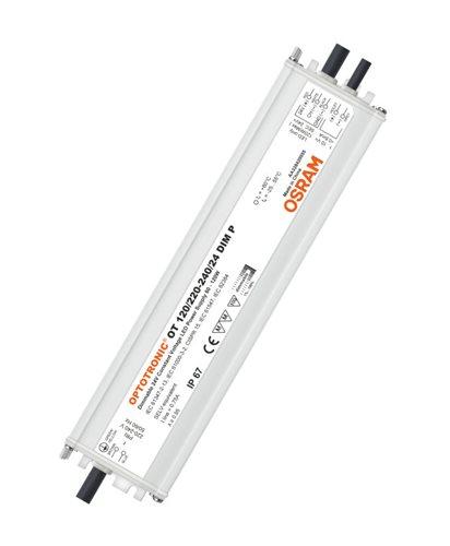 Osram OT 120/220-240/24 DIM P 24V 120W IP67 Dimmable PSU 4008321981691