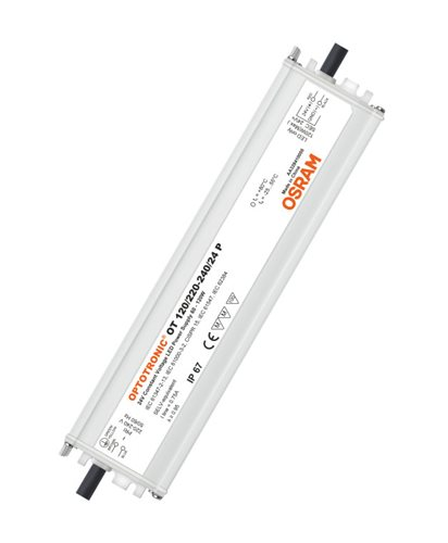 Osram Led Driver Ot 120/220-240/24 P 24v 120w Ip67 4008321981707  - Click to view a larger image