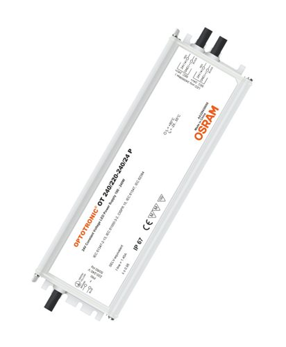 Osram OT 240/220-240/24 P 24V 240W IP67 Power Supply 4008321981721  - 点击查看大图