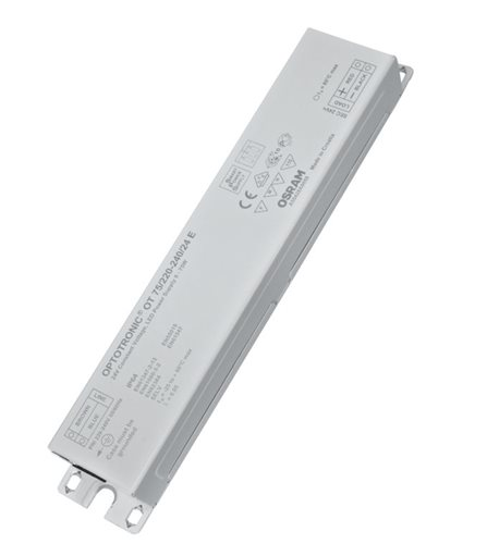 Osram Led Driver Ot 75/220-240/24e 24v Ip64 4008321362476  - Click to view a larger image