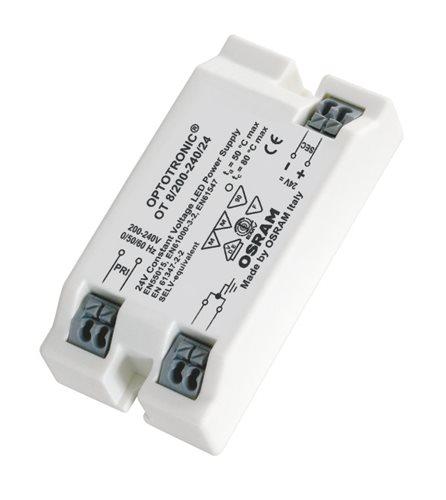 Osram OT 8/200-240/24  LED Power Supply 24V 8W 4008321040169