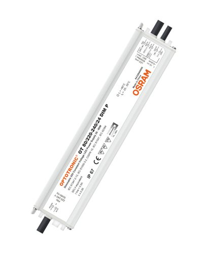 Osram Led Driver Ot 80/220-240/24 Dim P 24v 80w Ip67 4008321981677  - Click to view a larger image