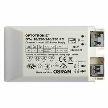 Osram OPTOTRONIC LED-Konverter 350mA 13 Ote 13//220-240//350PC