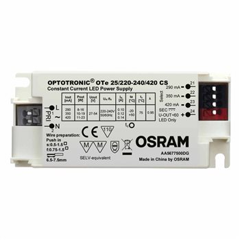 Osram OTE 25/220-240/420 CS 4052899917538  - Click to view a larger image