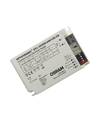 Osram OTe 35/220-240/1A0 CS Compact Constant Current PSU 4052899917668