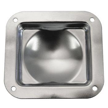 Penn Elcom Recess Castor Dish W0964Z  - Click to view a larger image
