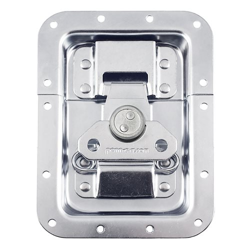 Penn Elcom Large MOL® Recessed Butterfly Latch L944/530MOL  - Click to view a larger image