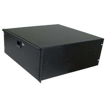 "Penn Elcom 4U Rack Drawer 455mm/18"" Deep R1294K/18  - Click to view a larger image"