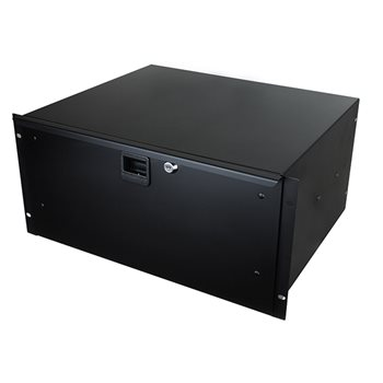 "Penn Elcom 5U Rack Drawer 367mm/14"" Deep R1295K  - Click to view a larger image"