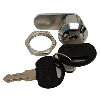 Penn Elcom Key Lock for EMS & EMP Server Racks LK-C  - Click to view a larger image