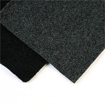 Penn Elcom Carpet Black 1.22M (4ft) Wide price per Linear Metre M4005BK