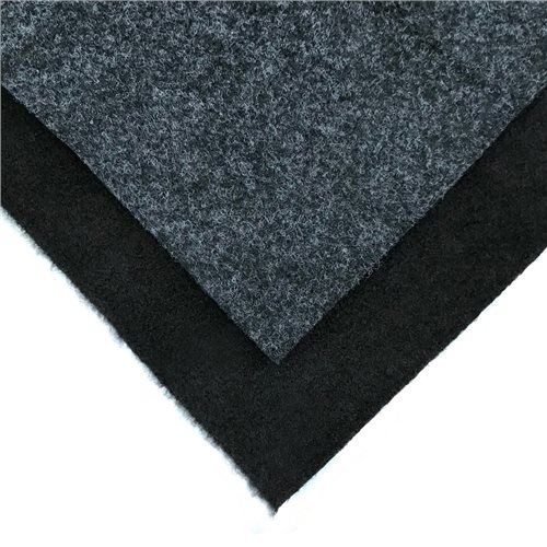 Penn Elcom Black Self Adhesive Carpet M4140