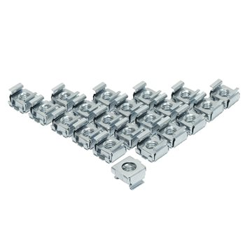 Penn Elcom Cage Nut For 2mm S1172  - Click to view a larger image