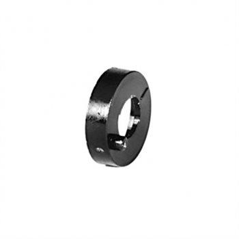 Penn Elcom Slim Cup Washer M6 Black Plastic with Anti-Rotation Peg S1941