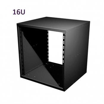 Penn Elcom Armoire Rack 16U 480mm de Profondeur en Pièces Détachées  R8400-16   - Cliquez pour agrandir limage