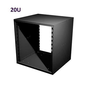 Penn Elcom Armoire Rack 20U 480mm de Profondeur en Pièces Détachées R8400-20   - Cliquez pour agrandir limage