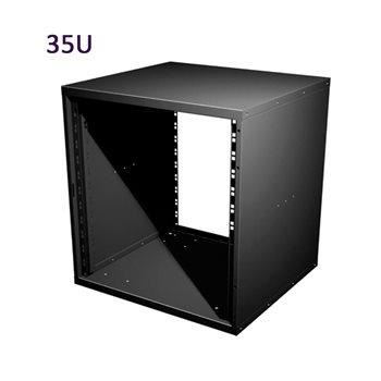 Penn Elcom Armoire Rack 35U 480mm de Profondeur en Pièces Détachées  R8400-35   - Cliquez pour agrandir limage
