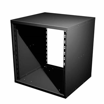"Penn Elcom 8U 19 Inch Flat Pack Rack Cabinet 480mm/18.9"" Deep R8400-08  - Apasati pentru a vedea o imagine mai mare"
