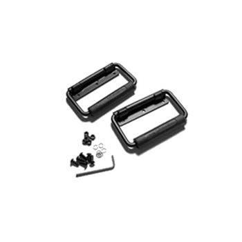Penn Elcom 2 Piece Handle Kit for R8400 Flat Pack Rack R8490  - Click to view a larger image