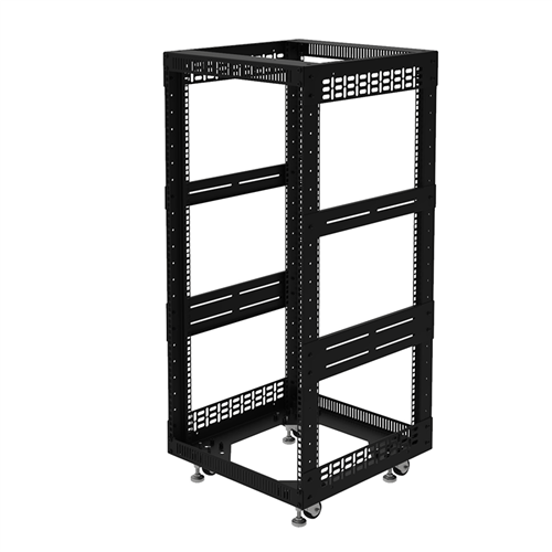 "Penn Elcom 22U Open Tower Rack System 510mm / 20"" Deep R8200-20/22UK  - Click to view a larger image"