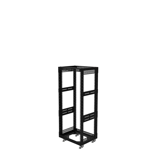"Penn Elcom 24U Open Tower Rack System 400mm / 16"" Deep R8200-16/24UK  - Click to view a larger image"