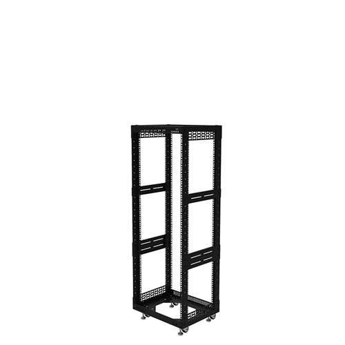 "Penn Elcom 28U Open Tower Rack System 400mm / 16"" Deep R8200-16/28UK  - Click to view a larger image"