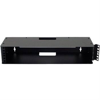 Penn Elcom 2U Rack Mount Wall Bracket With Hinged Rack Rail