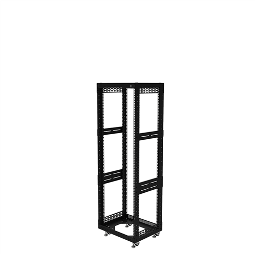 """Penn Elcom 30U Open Tower Rack System 400mm / 16"""" Deep R8200-16/30UK  - Click to view a larger image"""