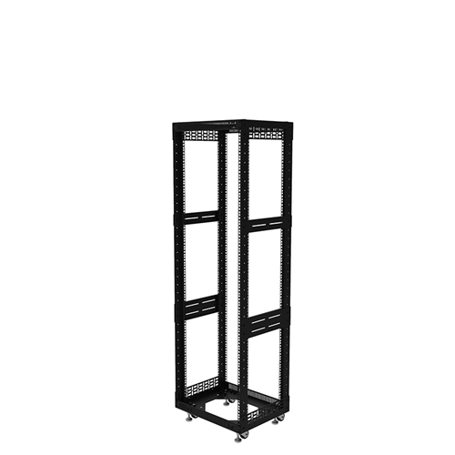 """Penn Elcom 33U Open Tower Rack System 400mm / 16"""" Deep R8200-16/33UK  - Click to view a larger image"""