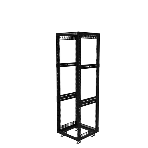 """Penn Elcom 35U Open Tower Rack System 510mm /  20"""" Deep R8200-20/35UK  - Click to view a larger image"""