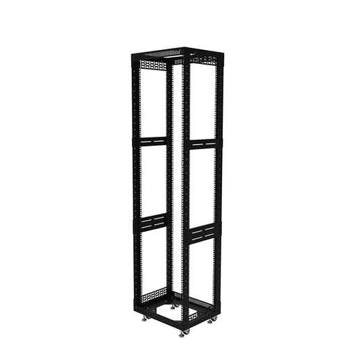 """Penn Elcom 39U Open Tower Rack System 400mm / 16"""" Deep R8200-16/39UK  - Click to view a larger image"""