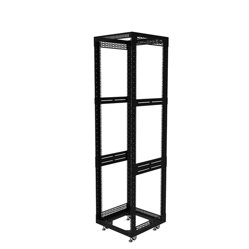 "Penn Elcom 39U Open Tower Rack System 510mm / 20"" Deep R8200-20/39UK  - Click to view a larger image"