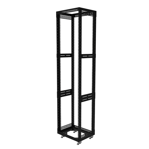 "Penn Elcom 43U Open Tower Rack System 400mm / 16"" Deep R8200-16/43UK  - Click to view a larger image"