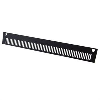 Penn Elcom Penn Elcom Seiten-Lüftungspanel in Schwarz - R2020-ESC
