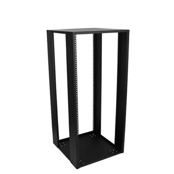 Penn Elcom R2020 Skeleton Slim Rack - 24U R2020-24U  - Click to view a larger image