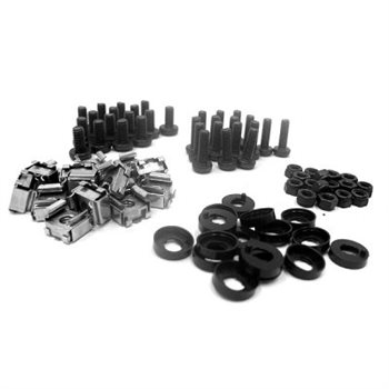 Penn Elcom Screw Set for R0863 & R0883 Rack Strip R8290  - Click to view a larger image