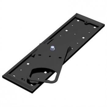 Penn Elcom Black Swivel Bracket with Sliding Track for CPU-87 EX-1220B