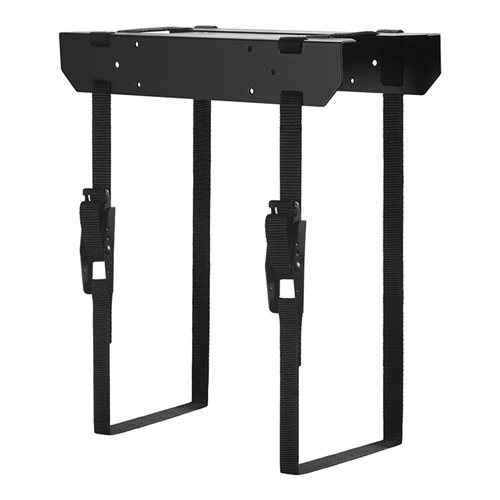 Penn Elcom CPU Holder Black with Adjustable CPU Support CPU-42BN  - Click to view a larger image