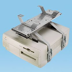 Penn Elcom CPU-92SN  Adjustable Silver Support on Rotating Sliding Runners CPU-92S  - Click to view a larger image