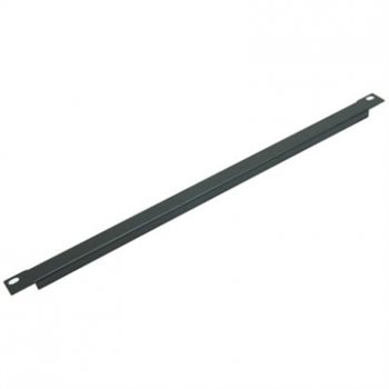 Penn Elcom 1/2U Rack Panel Steel Black