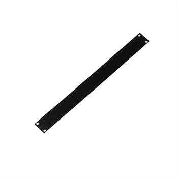 Penn Elcom 1U Rack Panel Steel Black R1385/1UK
