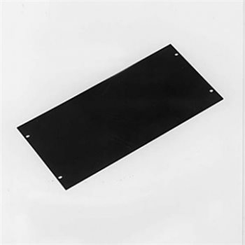 Penn Elcom Plaque Rack 5U Plate en Aluminium R1275/5UK