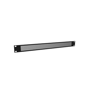 Penn Elcom 1U Flat Perforated Rack Panel R1385/1UVK