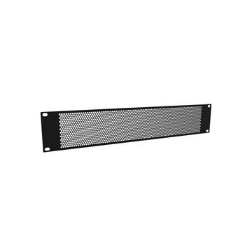 Penn Elcom 2U Flat Perforated Rack Panel R1385/2UVK