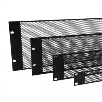 Penn Elcom 3U Flat Perforated Rack Panel R1385/3UVK