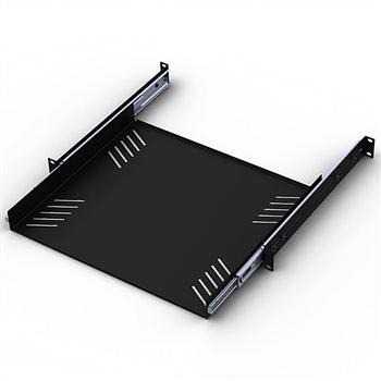 Studio Gear1u Penn Elcom 1U Sliding Rack DrawerEquipment Drawer