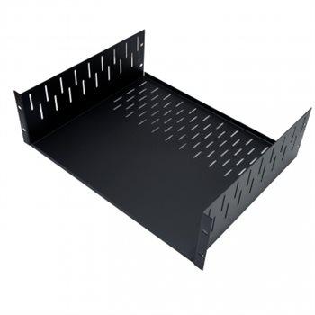 "Penn Elcom 2U Clamping Rack Shelf 367.4mm/14.46"" Deep R1297/2UK"