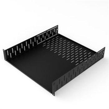 "Penn Elcom 3U Clamping Rack Shelf 500mm/19.69"" Deep R1297-500/3UK"
