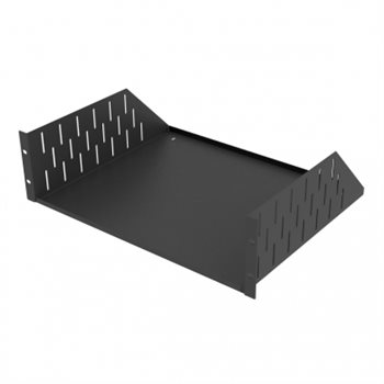 "Penn Elcom 4U Rack Shelf 368mm/14.5"" Deep R1194/4UK"